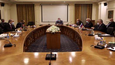صورة الصفدي يبحث مع مبعوث الرئيس الروسي سبل التوصل لحل سياسي للأزمة السورية