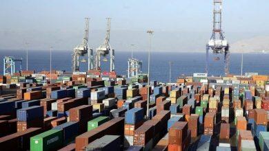صورة صادرات الأردن تنخفض 5 %