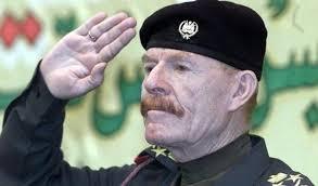 صورة وفاة أحد أبرز رجالات صدام حسين عزت الدوري