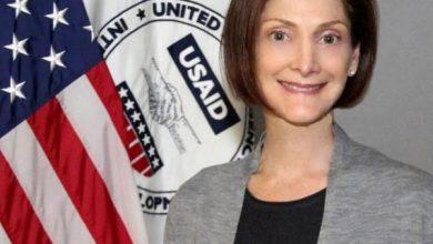 صورة كارلين مديرة جديدة لبعثة الوكالة الأمريكية للتنمية الدولية USAID في الأردن