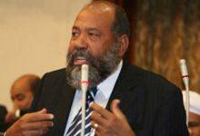صورة وفاة برلماني مصري سابق بعد إعلان فوز زوجته في الانتخابات