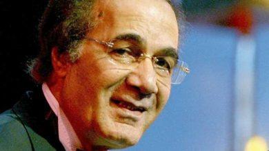 صورة وفاة الفنان محمود ياسين