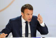 صورة ماكرون يمهل قادة المسلمين في فرنسا 15 يوما لوضع ميثاق للقيم الجمهورية