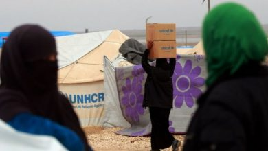 صورة أوكسفام تدعو الاتحاد الأوروبي إلى تسريع وتيرة إعادة توزيع اللاجئين