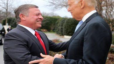 صورة الملك مهنئاً بايدن : نقدر عاليا الشراكة الاستراتيجية والصداقة الدائمة مع الولايات المتحدة الأمريكية