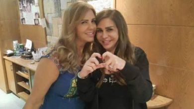 صورة سلمى ومها المصري تعتذران عن «بروكار» في جزئه الثاني