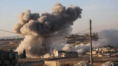 صورة سوريا: مقتل 21 من داعش بقصف روسي
