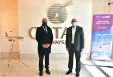 صورة تنشيط السياحة و الخطوط القطرية في عمان تبحثان امكانية تسويق المملكة خلال كأس العالم 2022
