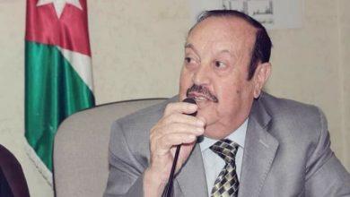 صورة وفاة الشاعر مصطفى الخشمان