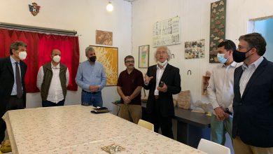 صورة إيطاليا والأردن يتحدان من أجل التراث الثقافي للديسي