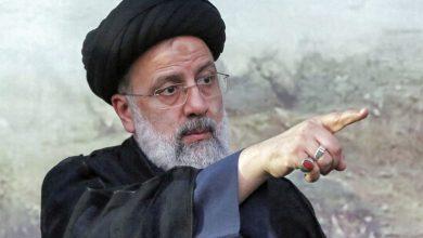 صورة رئيسي رئيساً لإيران