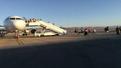صورة عربيات يتوقع وصول 5 طائرات روسية سياحية الى الاردن الاسبوع المقبل