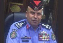 صورة وفاة مدير شرطة مأدبا العميد محمود عواد