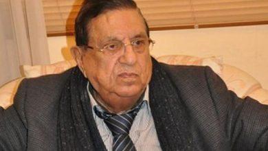 صورة وفاة الوزير السابق هاشم الدباس