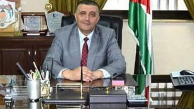 صورة قطيشات مديراً عاماً للتدريب المهني بالوكالة