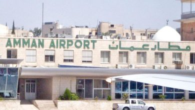 صورة عزايزة : دراسة مشروع إعادة تأهيل مطار ماركا المدني بكلفة 22 مليون دينار