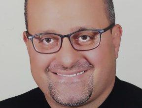 صورة القس نبيل قاقيش رئيساً للكنيسة الإنجيلية الحرة في الأردن