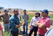 """صورة ورشة عمل عن """"إعادة استخدام المياه غير التقليدية في الزراعة"""""""