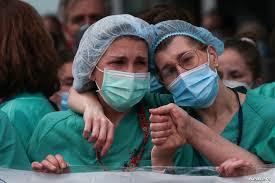 صورة قائمة أكثر الدول تضررا من وباء كورونا