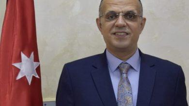 صورة الضمور مديرا عاما لصندوق المعونة الوطنية بالوكالة