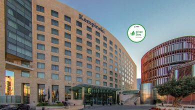 صورة Have a Green Stay at Kempinski Hotel Amman