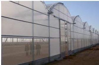 صورة دراسة لباحث أردني تطيل من عمر البلاستيك الزراعي