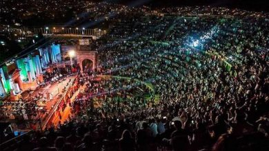 صورة سماوي : المواصلات إلى مهرجان جرش مجانية