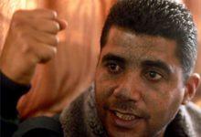 صورة رسالة من شقيق الزبيدي بعد اعتقاله