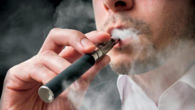 صورة دراسة : الهباء الجوي للسجائر الإلكترونية يحتوي على آلاف المواد الكيميائية
