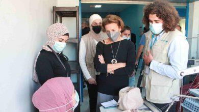 صورة يونيسف ودار أبو عبدالله يقدمان فرص إقتصادية للمرأة في منطقة الزعتري