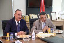 صورة جمعية الفنادق الأردنية تستقبل وزير السياحة والاثار